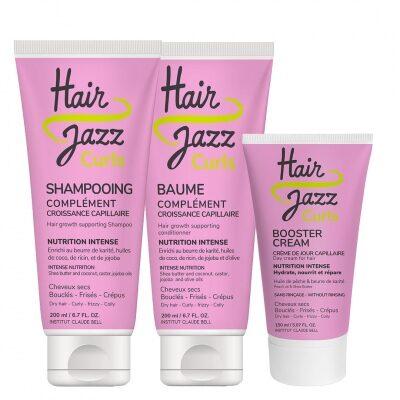 Hair Jazz Curls- Basis set voor mooie krullen