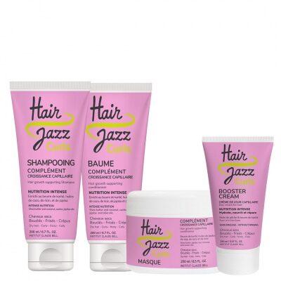 Hair Jazz Curls- Complete set voor volle glanzende krullen