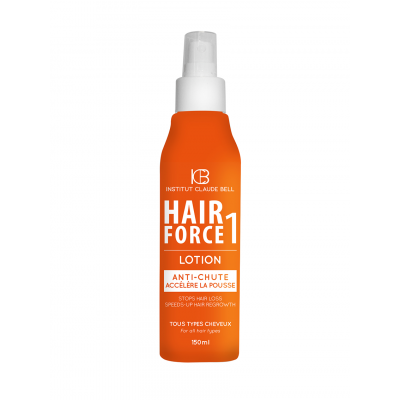 HAIR FORCE 1 Lotion - Vermindert seizoensgebonden haarverlies
