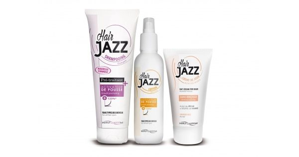 hair jazz set shampoo lotion en leave in hair cream. Black Bedroom Furniture Sets. Home Design Ideas