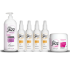 Mega HAIR JAZZ set - shampoo PRO, 4 x lotion en mask