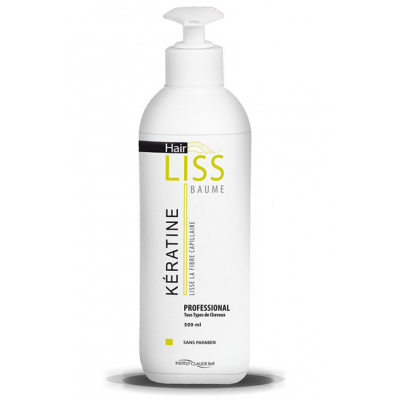 HAIRLISS KERATINE conditioner.