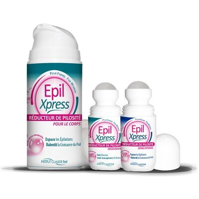 Epil Xpress: Hair Reducer Body Set