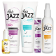 HAIR JAZZ Black Friday set - shampoo, lotion, conditioner, serum en vitamine bubbles